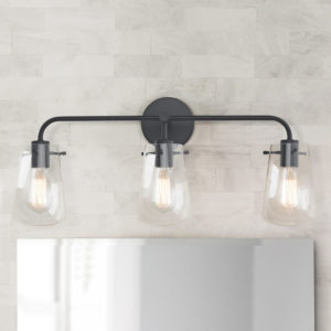 bastian design classics three light bathroom light