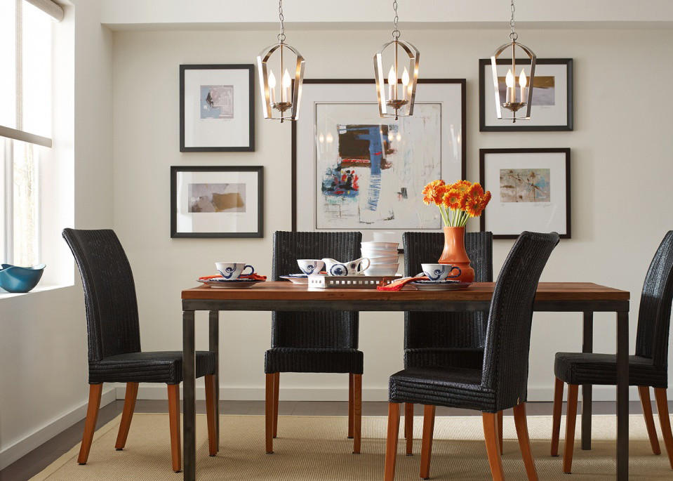 Beau Dining Room Lighting Trends