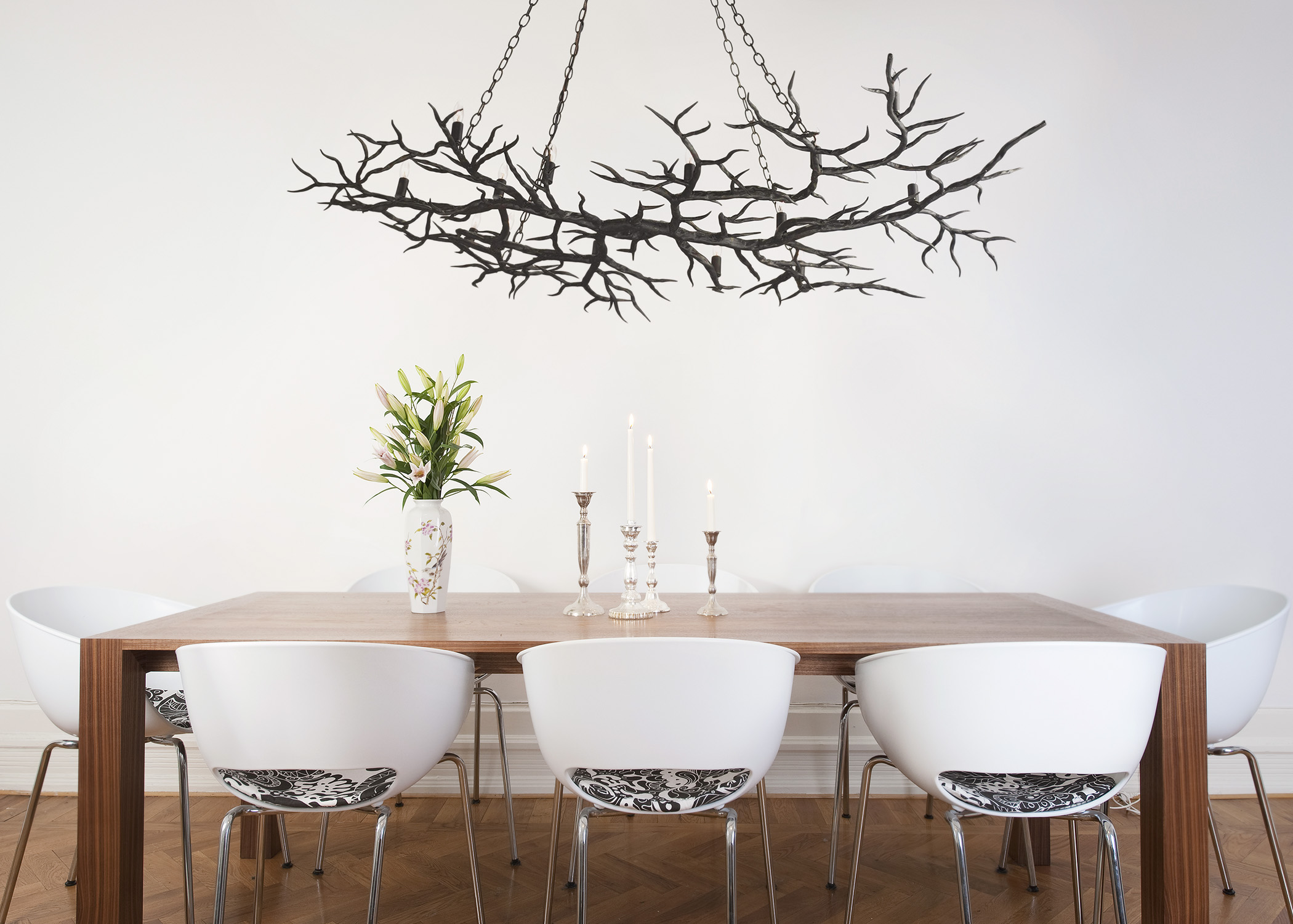 pleting your home with a rustic chandelier Flip The Switch