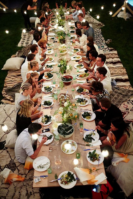 8 Simple Dinner Party Ideas
