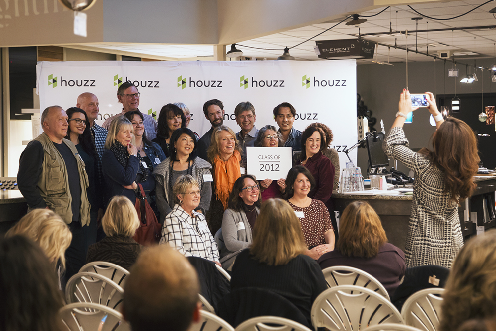 Over 120 Members of the Houzz Community