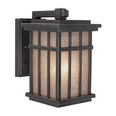 mission and craftsman lighting wall light