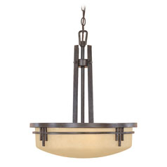 mission and craftsman lighting pendant