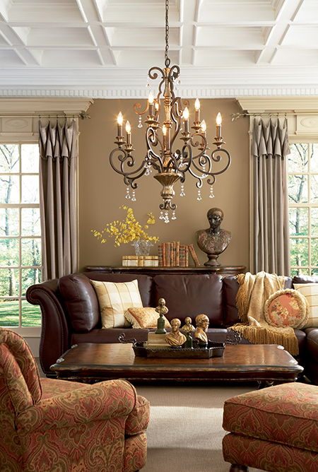Style Guide French Country Lighting