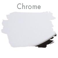 Updated Cabinet Hardware - Chrome Finish