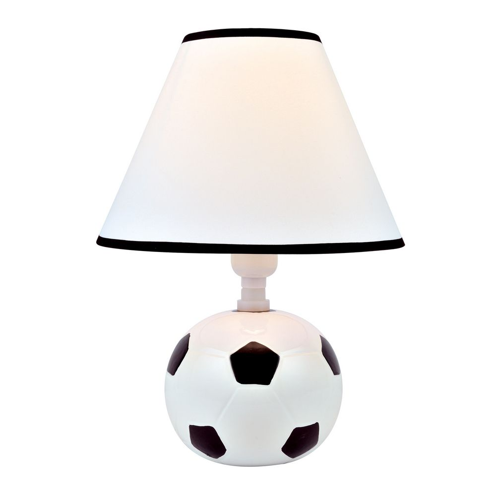 """Goal!"" Soccer Table Lamp By: Lite Source Lighting"
