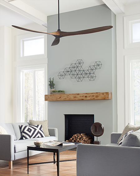 With A Wide Variety Of Styles And Sizes The Help Few Simple Guidelines Choosing Perfect Fan For Your Home Is Breeze