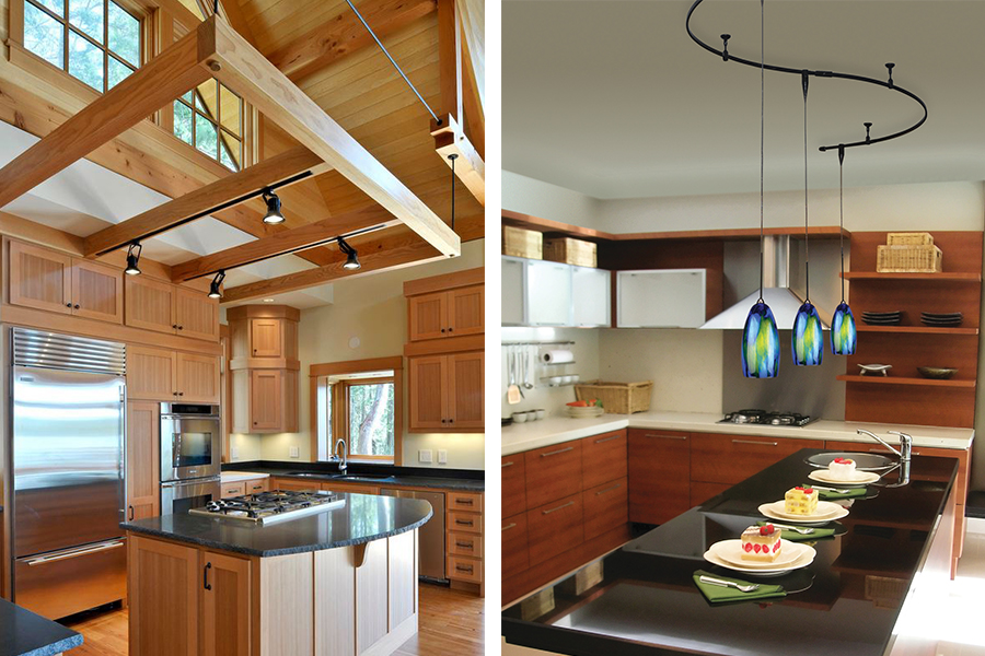 Track Lighting For The Entire Home Flip The Switch