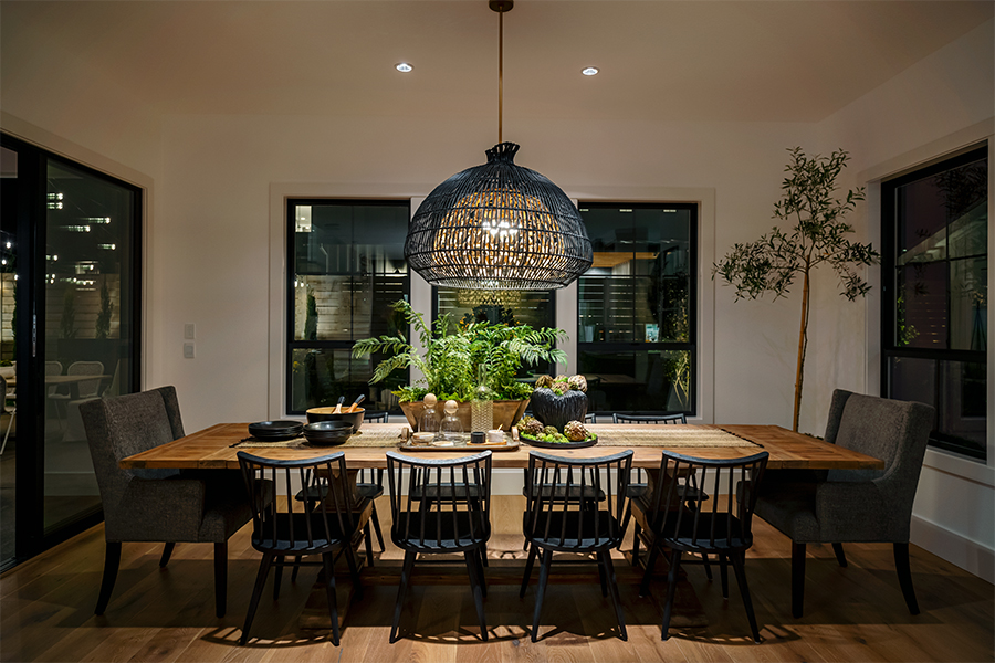 Farm to Table dining room