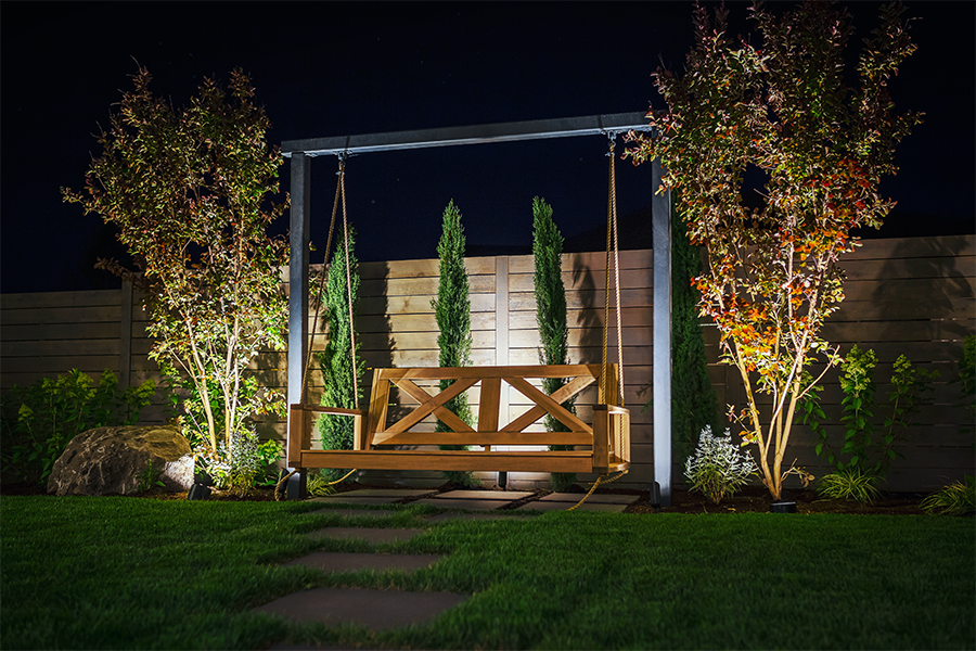 Farm to Table Landscape lighting