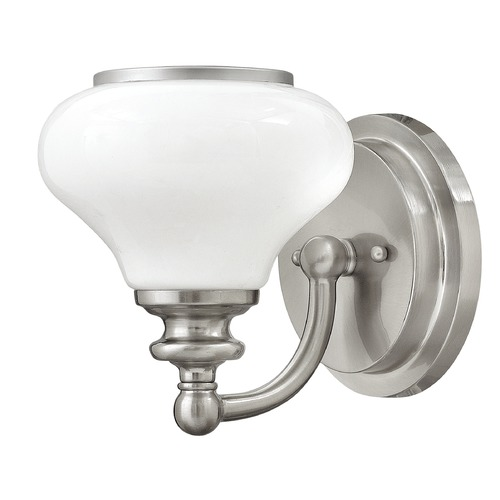 Hinkley Lighting Hinkley Lighting Ainsley Brushed Nickel Sconce 56550BN