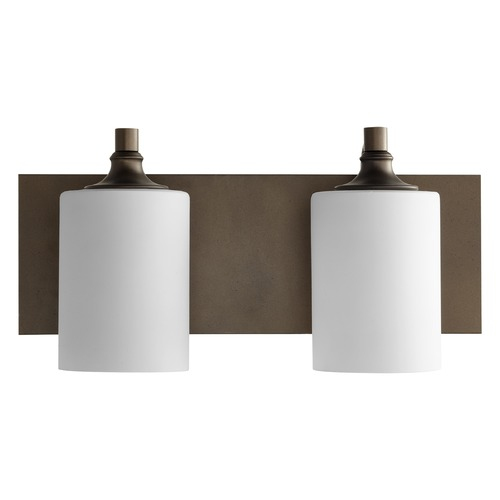 Quorum Lighting Quorum Lighting Celeste Oiled Bronze Bathroom Light 5009-2-86
