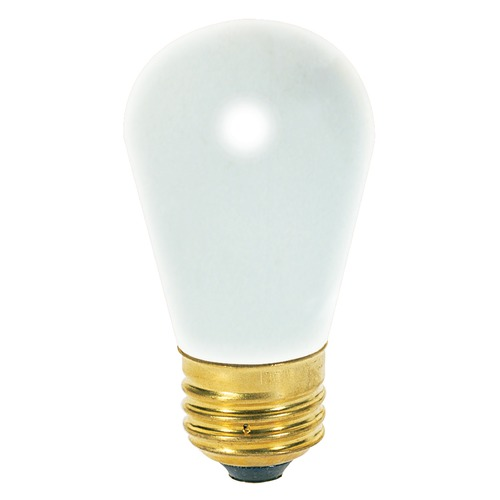 Satco Lighting Incandescent S14 Light Bulb Medium Base Dimmable S3966