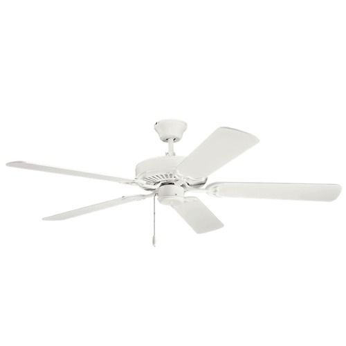 Kichler Lighting Kichler Lighting Basics Ceiling Fan Without Light 404SNW