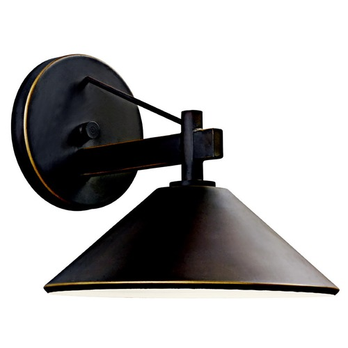 Kichler Lighting Kichler Lighting Ripley Outdoor Wall Light 49060OZ