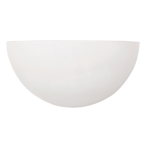 Capital Lighting Capital Lighting Matte White Sconce 1680MW