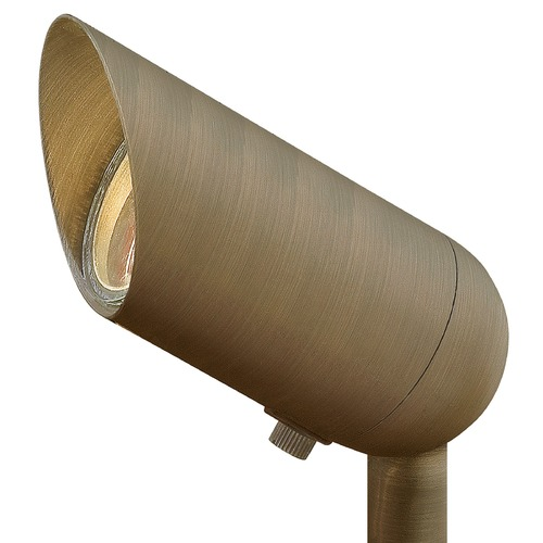 Hinkley Hinkley Matte Bronze LED Flood - Spot Landscape Light 3000K 475LM 1536MZ-8W3K