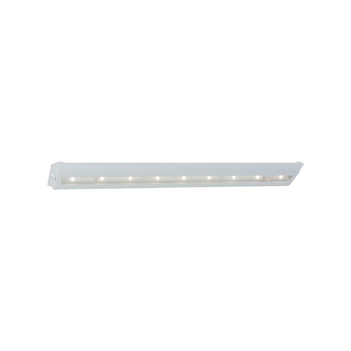 Sea Gull Lighting Sea Gull Lighting Ambiance White 19-Inch LED Linear Light 98602SW-15
