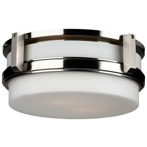 Philips Lighting Two-Light Ceiling Light F611036