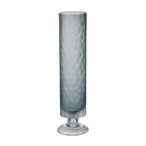 Dimond Home Frosted Glacier Tile Vase 464069