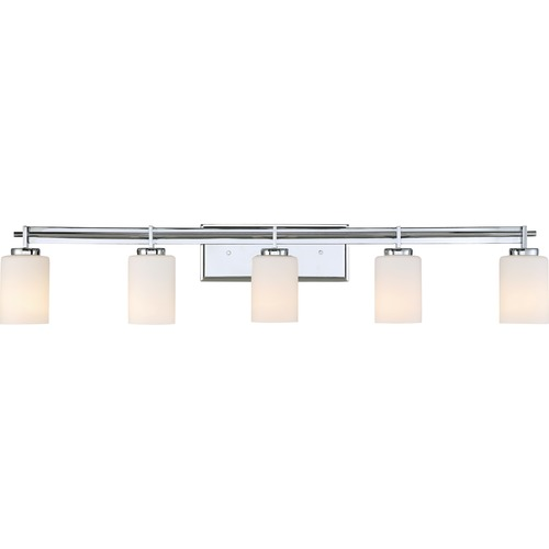 Quoizel Lighting Quoizel Lighting Taylor Polished Chrome Bathroom Light TY8605C