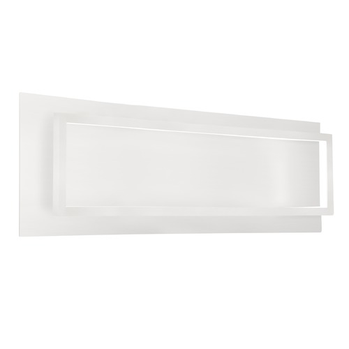 Kuzco Lighting Kuzco Lighting Modern White LED Sconce 3000K 850LM WS16130-WH