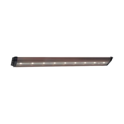 Sea Gull Lighting Sea Gull Lighting Ambiance Plated Bronze 19-Inch LED Linear Light 98602SW-787