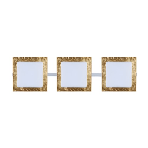 Besa Lighting Besa Lighting Alex Chrome Bathroom Light 3WS-7735GF-CR