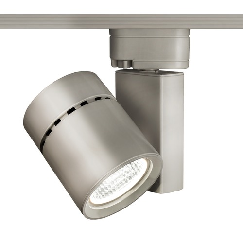 WAC Lighting WAC Lighting Brushed Nickel LED Track Light J-Track 3000K 3190LM J-1052F-830-BN