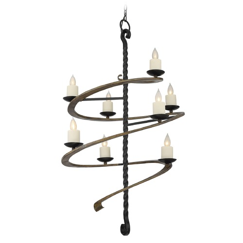 Savoy House Savoy House Lighting Napoli Durango Chandelier 1-4041-8-41