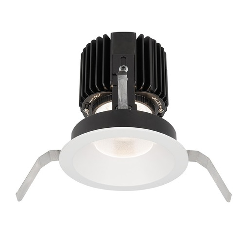 WAC Lighting WAC Lighting Volta White LED Recessed Trim R4RD1T-F840-WT