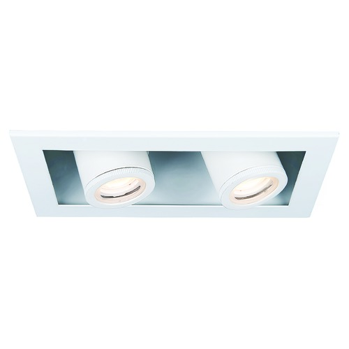 WAC Lighting Wac Lighting Silo Multiples White / White LED Recessed Kit MT-4210T-940-WTWT
