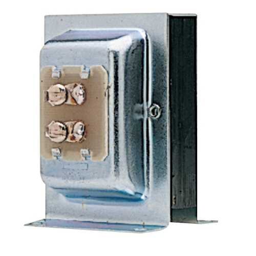 16 volt door chime transformer c905 destination lighting