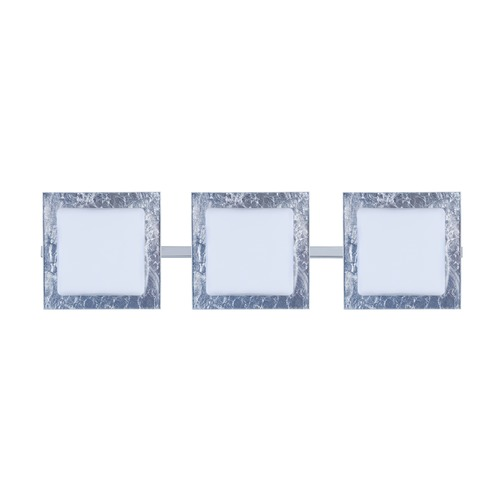 Besa Lighting Besa Lighting Alex Chrome Bathroom Light 3WS-7735SF-CR