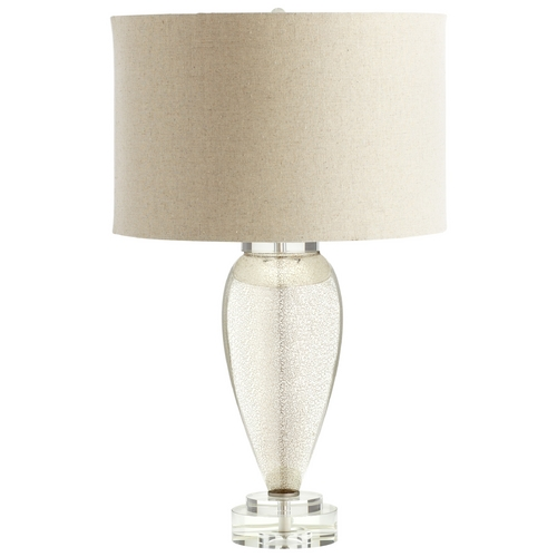 Cyan Design Cyan Design Hatie Mercury Table Lamp with Drum Shade 05563