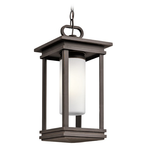 Kichler Lighting Kichler Lighting South Hope Outdoor Hanging Light 49493RZ