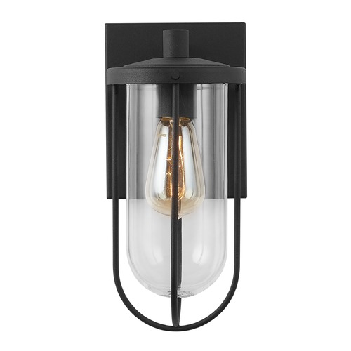 HomePlace by Capital Lighting Homeplace By Capital Lighting Corbin Black Outdoor Wall Light 934211BK