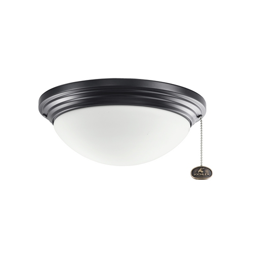 Kichler Lighting Kichler Light Kit in Satin Black Finish 380902SBK