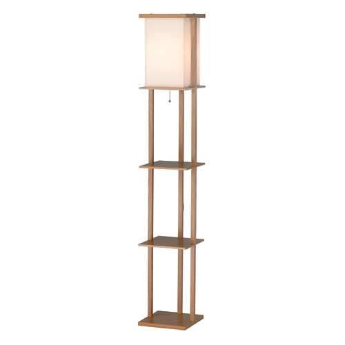 Adesso Home Lighting Adesso Home Lighting Barbery Oak Floor Lamp 3451-16