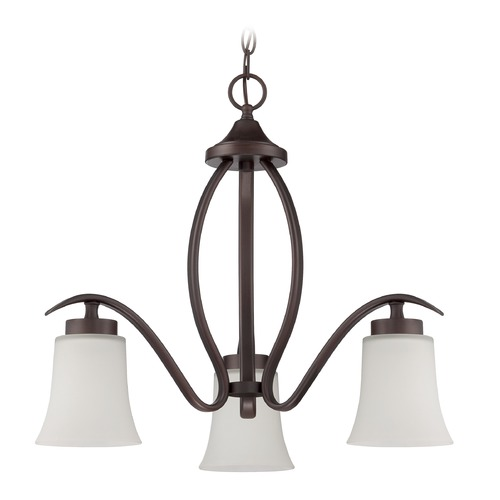 Jeremiah Lighting Jeremiah Lighting Northlake Aged Bronze Chandelier 38323-ABZ