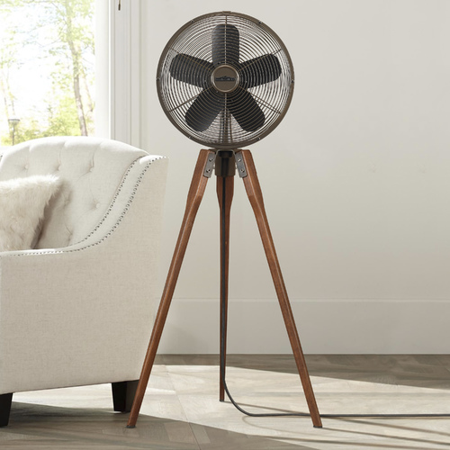 Fanimation Fans Floor Fan in Oil-Rubbed Bronze Finish FP8014OB