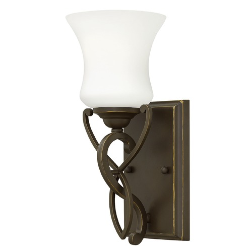 Hinkley Lighting Hinkley Lighting Brooke Olde Bronze Sconce 5000OB-GU24
