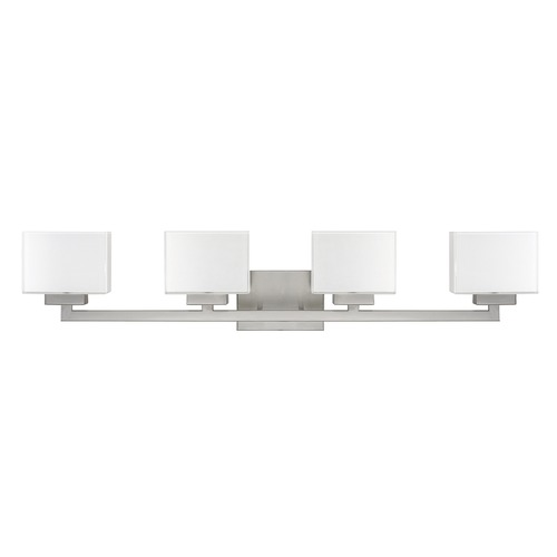 Capital Lighting Capital Lighting Tahoe Brushed Nickel Bathroom Light 8344BN-155