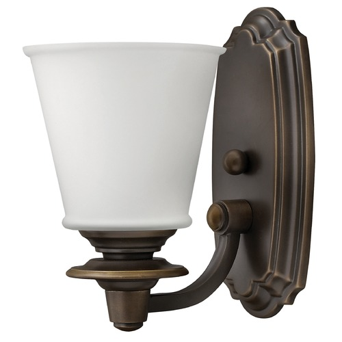 Hinkley Lighting Hinkley Lighting Plymouth Olde Bronze Sconce 54260OB