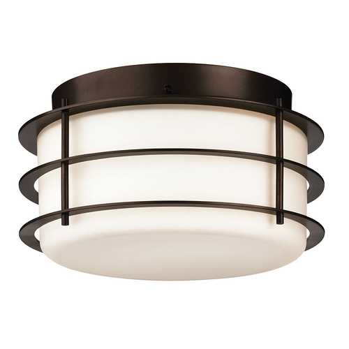 Philips Lighting Flushmount Outdoor Ceiling Light F849268NV