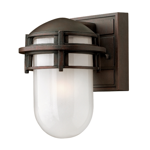 Hinkley Lighting Small 8-Inch Outdoor Wall Light 1956VZ