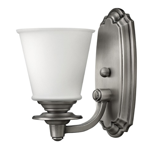 Hinkley Lighting Hinkley Lighting Plymouth Polished Antique Nickel Sconce 54260PL