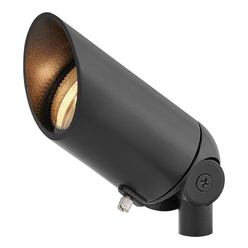 Hinkley Hinkley Satin Black LED Flood - Spot Landscape Light 2700K 546LM 1536SK-8W27K