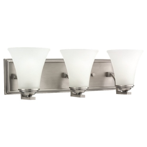 Sea Gull Lighting Sea Gull Lighting Somerton Antique Brushed Nickel Bathroom Light 44376BLE-965