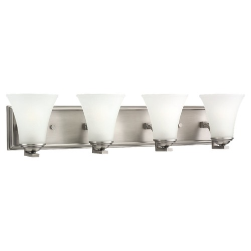 Sea Gull Lighting Sea Gull Lighting Somerton Antique Brushed Nickel Bathroom Light 44377BLE-965